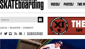 Action Sports Websites: TransWorld Media